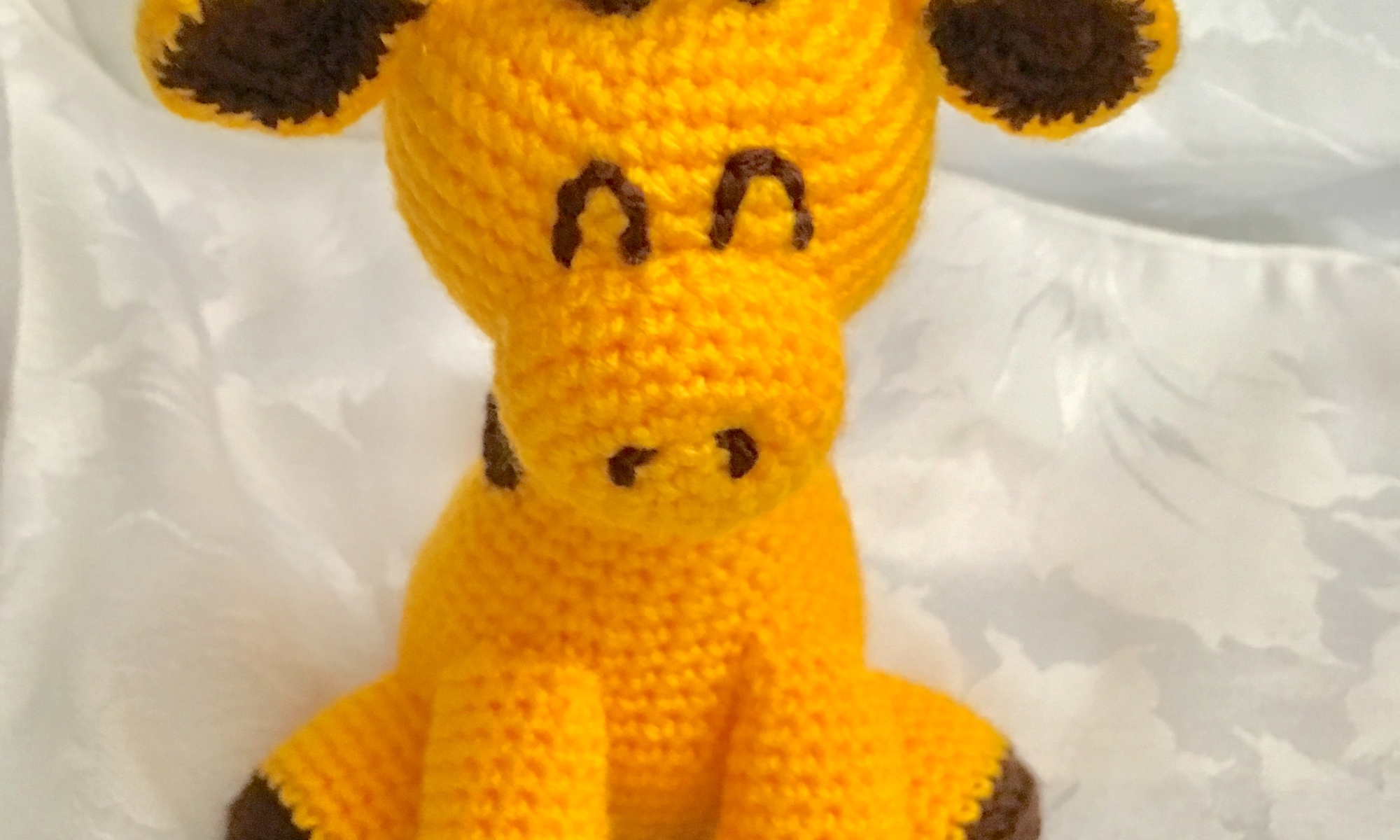 Ravelry: Baby Giraffe Amigurumi pattern by Courtney Deley | 1200x2000